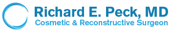 Richard E. Peck MD Logo